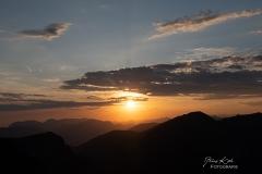 Sonnenaufgang-Dürlstein-130821
