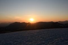 Sonnenaufgang-Trattberg