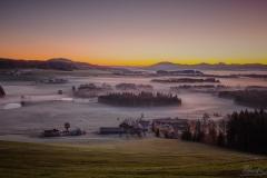 Sonnenaufgang-Buchberg