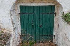 Grüne Tür - Retz